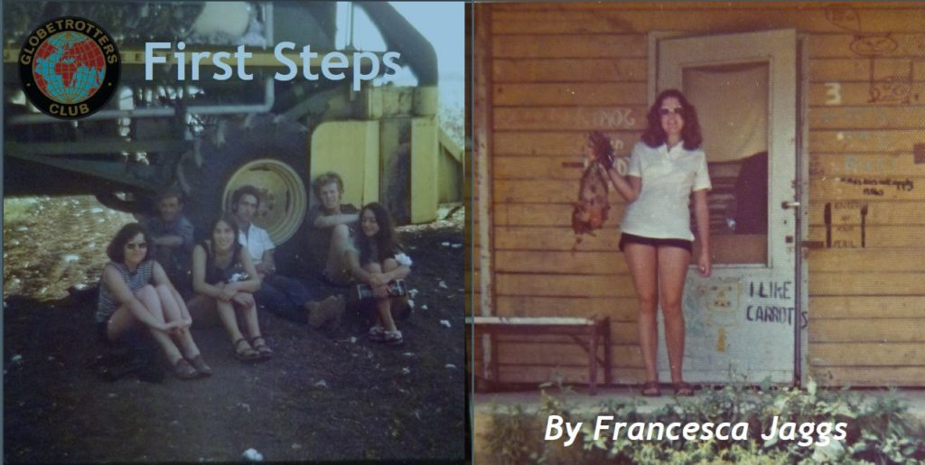 First Steps By Francesca Jaggs