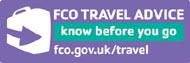 In association with the �Know Before You Go� Campaign, we are working with the Foreign & Commonwealth Office (FCO) to do all that we can to help British travellers stay safe overseas. Before you go overseas, check out the FCO website at http://www.gov.uk/knowbeforeyougo . It is packed with essential travel advice and tips, and up-to-date country information.