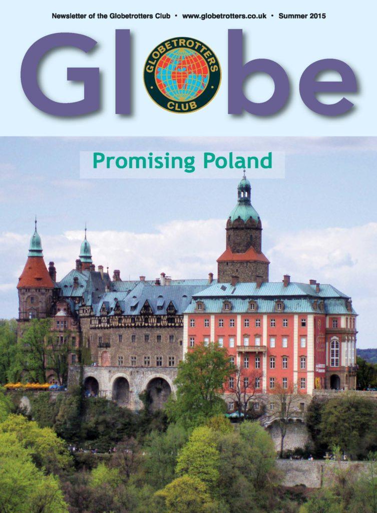 Globe summer 2015