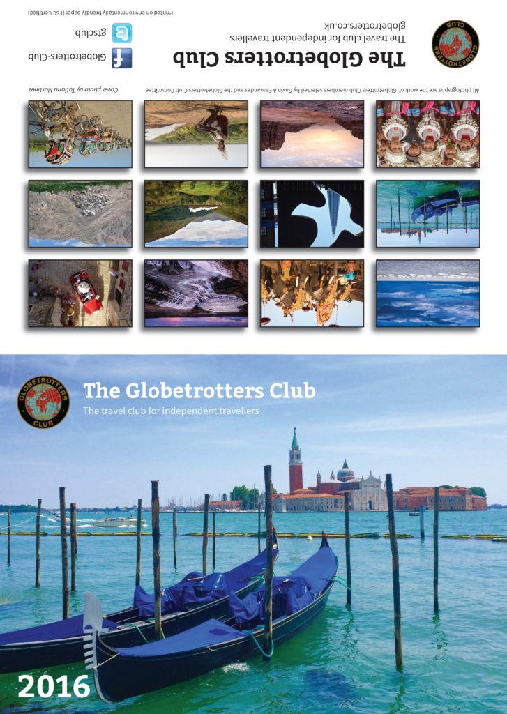GT Calendar 2016 Cover