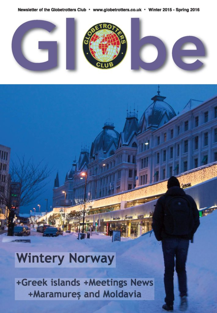 Globe Winter 2015
