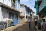 Walking in a Salt March village - Olie Hunter Smart - Walking India