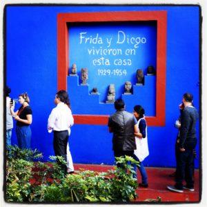 Russell Maddicks - Magical Mexico City - Casa-Azul