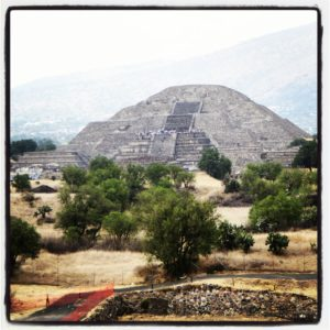 Russell Maddicks - Magical Mexico City - Teotihuacan