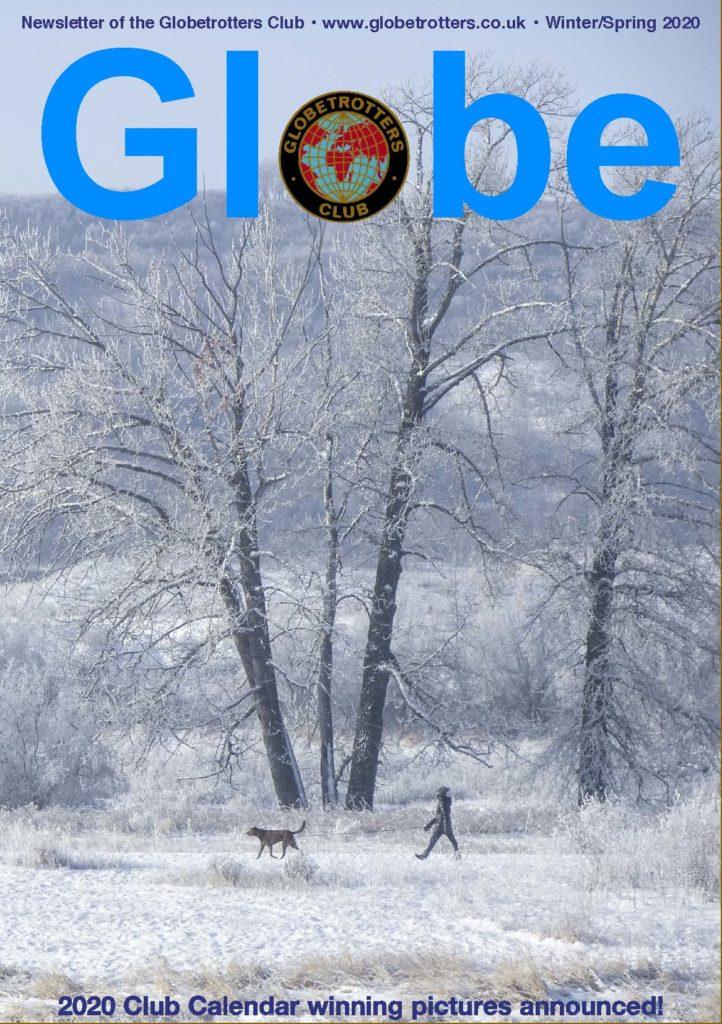 Globe 2020 Winter/Spring